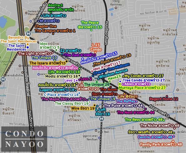 ให้เช่าคอนโด Villa Asoke 1 ห้องนอน Duplex MRT เพรชบุรี For rent ...